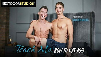 'Teach Me How To Eat Ass' Roommate Gives Sex Lessons