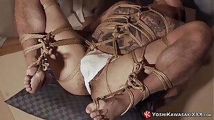 YOSHIKAWASAKIXXX - Yoshi Kawasaki Bound And Tormented
