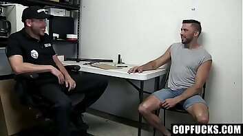 Shane Jackson and Jace in a Shoplifting Rough Anal Video
